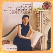 Expanded Edition - Tchaikovsky, Shostakovich / Midori