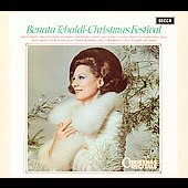 Christmas Recitals - Renata Tebaldi - Christmas Festival