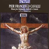 Cavalli: Missa Pro defunctis, Motets, etc / Gini, et al