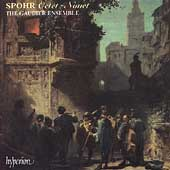Spohr: Nonet Op. 31, Octet Op. 32 / The Gaudier Ensemble
