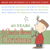 Various Artists: 40 Years: A Charlie Brown Christmas