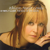 O Ymyl y Lloer - The Edge of the Moon / Rhian Mair Lewis