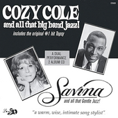 Cozy Cole/Alan Hartwell: Big Band Jazz and Gentle Jazz Vocals