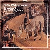 Weingartner: Symphony no 2, etc / Letonja, Basel SO