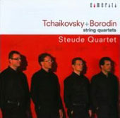 Tchaikovsky: String Quartet no 1; String Quartet no 2 / Steude Quartet