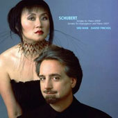 Schubert: Sonatas for cello & piano / David Finckel, cello; Wu Han, piano