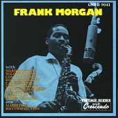 Frank Morgan (Sax): Frank Morgan