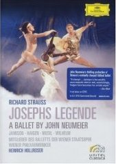 Strauss: Josephslegende / Ballet Of The VSO / Hollreiser [DVD]