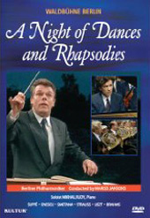 A Night of Dances & Rhapsodies: Waldbühne Concert / Jansons, Rudy, Berlin PO [DVD]