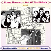 Various Artists: Out of the Bronx, Vol. 2: Doo-Wop Cousins & West Side