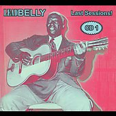 Lead Belly: Last Session, Vol. 1