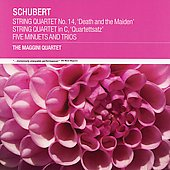 Schubert: String Quartets / Maggini Quartet