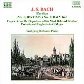 Bach J.s.: Partitas Vol. 1