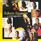 Roberta Alexander... a retrospective