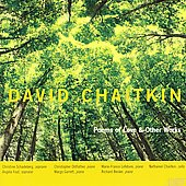 David Chaitkin: Poem of Love,etc / Oldfather, Fout