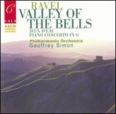 Ravel: Valley of the Bells, etc / Simon, et al