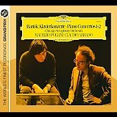 Grand Prix - Bartók: Piano Concertos no 1 and 2