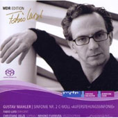 Mahler: Symphony no 2 / Luisi, Oelze, Fujimura, et al