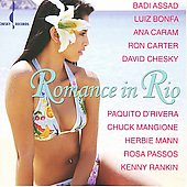 Various Artists: Romance in Rio [Chesky]