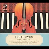 Past and Present - Beethoven Complete Variations