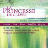 La Princesse de Cleves: Franz&ouml;sische Romantik