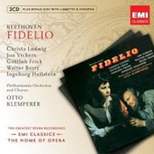 Beethoven: Fidelio / Otto Klemperer, et al