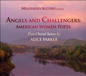 Angels and Challengers: American Woman Poets