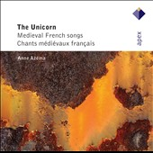 Unicorn: Medieval French Songs / Ann Azema, soprano