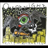 Overnight Lows: City Of Rotten Eyes [Digipak]
