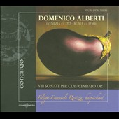 Domenico Alberti: 8 Sonatas For Harpsichord