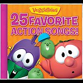 VeggieTales: 25 Favorite Action Songs!