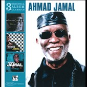 Ahmad Jamal: 3 Original Album Classics [Box]