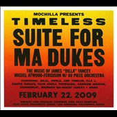 Miguel Atwood-Ferguson: Timeless: Suite for Ma Dukes