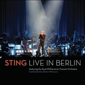 Sting: Live in Berlin [Digipak]