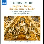 Charles Tournemire: The Songs of Ste-Clotilde