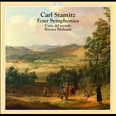 Carl Stamitz: Four Symphonies