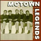 The Temptations (R&B): Motown Legends: Just My Imagination