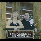 Russian Sonatas / Chavdar Parashkevov