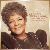 Shirley Caesar: Giving and Sharing: A Christmas Collection