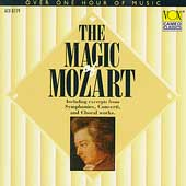 The Magic of Mozart - Excerpts from Symphonies, etc