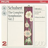 Schubert: Complete Symphonies Vol 2 / Sawallisch