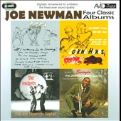 Joe Newman (Trumpet): Four Classic Albums: Locking Horns/All I Wanna Do Is Swing/The Midgets/Soft Swingin' Jazz *