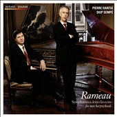 Rameau: Symphonies for Two Harpsichords / Pierre Hantaï, harpsichord; Skip Sempé, harpsichord