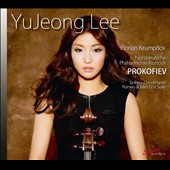 Prokofiev: Cello Concerto Op. 125; Romeo & Juliet, suite Op. 64 / Yujeong Lee, cello