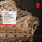 Dvorak: Cello Concerto; Tchaikovsky: Rococo Variations / Truls Mork, cello. Jansons