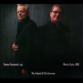 Martin Taylor/Tommy Emmanuel: The Colonel & The Governor [Digipak] *