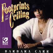 Barbara Carr: Footprints on the Ceiling