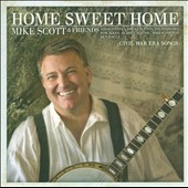 Mike Scott (Banjo): Home Sweet Home (Civil War Era Songs) [5/21] *