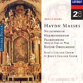 Musica Sacra - Haydn: Masses / King's College Choir, et al