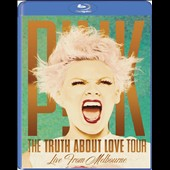 P!nk: The Truth About Love Tour: Live from Melbourne [Video] [PA] *